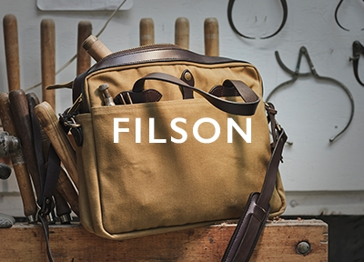 Filson Bags, unfailing goods
