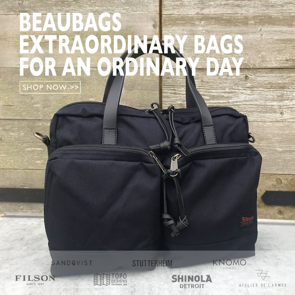 Buy your perfect bag at BeauBags