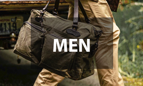 Men's bags and backpacks