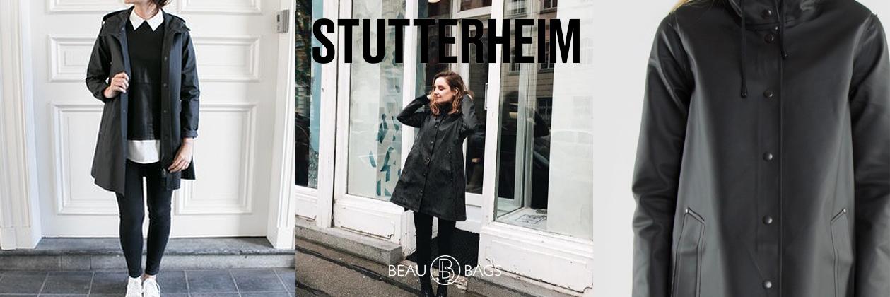 Stutterheim Mosebacke Black Lifestyle