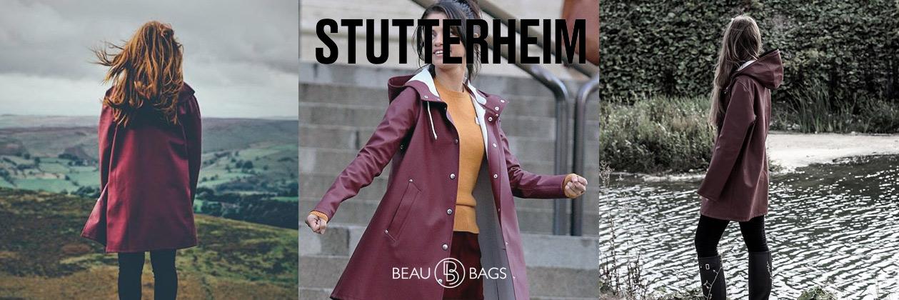 Stutterheim Mosebacke Burgundy Lifestyle