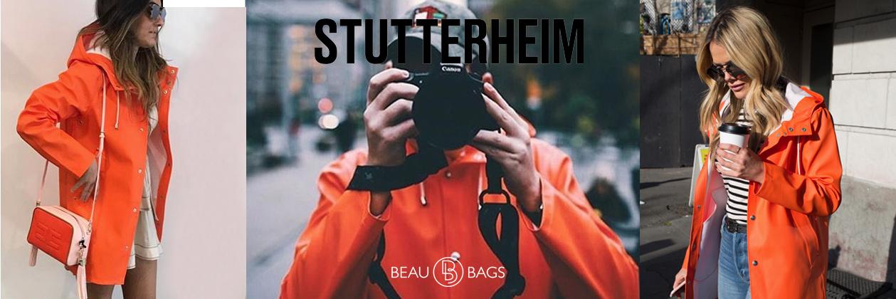 Stutterheim Stockholm Burnt Orange Lifestyle