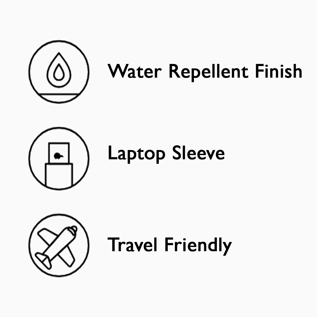 Topo Designs Rover Pack Classic, Water Repelent Finish, Laptop Sleeve, Travel Friendly